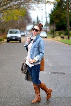 I need a jean jacket