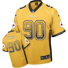 7313970d17a Falcons Vic Beasley 44 jersey Nike Steelers Lawrence Timmons Black Name    Number Pullover NFL Hoodie