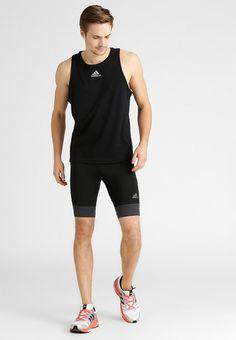 0b28a9838b8f1 adidas Performance Tights - noir/gris - Zalando.de Athletic Gear, Athletic  Outfits