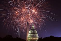 Fireworks explode overhead at the U. Capitol and the Washington Monument on Independence Day July 2018 in Washington, D. Independence Day Fireworks, Independence Day July 4, 4th Of July Fireworks, Fourth Of July Quotes, Fourth Of July Shirts, July 4th, What Stores Are Open, Little Italy Restaurants, Federal Holiday