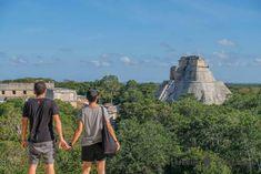 Hoy tenemos un día muy especial en el viaje a México por libre en el que iremos a visitar Uxmal en Yucatán, uno de los lugares más impresionantes del país.