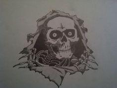 Death meets Paper