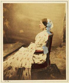 Queen Victoria, Roger Fenton, June 30, 1854