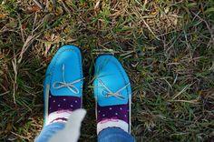 20141016【我和我的藍鞋子】 就在今天~~~要再去公園拍花, 不曉得今天能拍到什麼,我很期待~