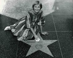 February 9 in Film History - 1960 The Hollywood Walk of Fame breaks ground with Joanne Woodward being the first star dedicated. Description from pinterest.com. I searched for this on bing.com/images