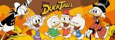 Goin' Back to Duckburg: Disney XD's DuckTales & Scrooge McDuck's Epic Money Bin... via @therockfather