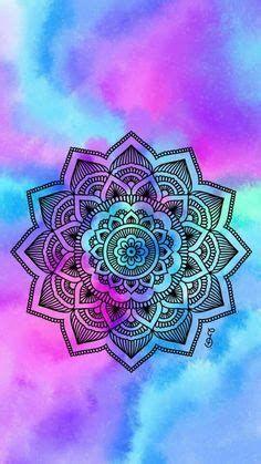 Wallpaper Rainbow, Mandala Wallpaper, Mandala Artwork, Pattern Wallpaper, Phone Backgrounds Tumblr, Cute Wallpaper Backgrounds, Pretty Wallpapers, Cool Wallpaper, Watercolor Mandala