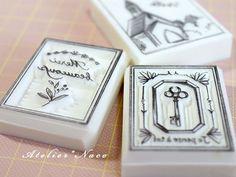very fine stamp on eraser. so much detail Homemade Stamps, Eraser Stamp, Cellos, Stamp Carving, Stamp Printing, Tampons, Vintage Crafts, My Stamp, Printmaking