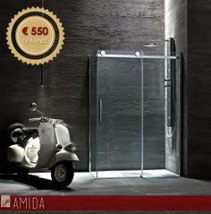 Quanti di voi vorrebbero sostituire la vasca da bagno con un più pratico box doccia? Da oggi potete farlo in grande stile e a prezzi eccezionali! Scopri di più su http://www.amidaceramiche.it/?p=900