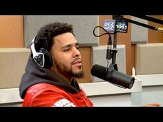 J. Cole Interview with Angie Martinez Power 105.1 (12/11/2014)