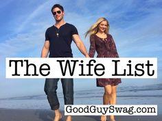 The Wife List: 10 Qualities