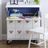 Ikea Dresser Makeover & Bhg Link Party!