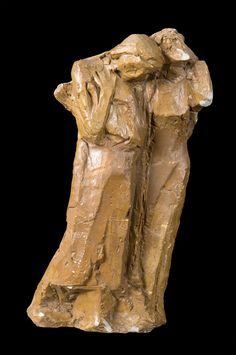 Bílek František Tvůrce a jeho sestra Bolest Lion Sculpture, Villa, Fine Art, Artwork, Work Of Art, Auguste Rodin Artwork, Artworks, Visual Arts, Fork