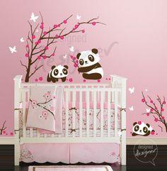 Panda Bear Bedroom Decor - Bing images