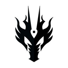 Dragon rider logo... would look awesome on a shield.