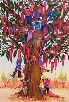 L' albero piccante - Alessandra Placucci