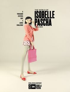 The World of Isobelle Pascha