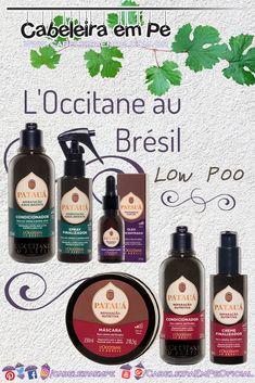 Low Poo: Produtos liberados da Linha Patauá da L'Occitane au Brésil:    Confira mais no link: https://www.cabeleiraempe.com.br/2018/07/novidades-low-poo-e-no-poo-lancamentos-liberados-2018-12-L-Occitane-Au-Bresil-Avon-Novex-Griffus-Bothanico-Hair-QOD-Salon-Line-condicionador-antes-ou-depois-da-mascara.html