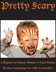 Halloween makeup: Is it safe for your kids?