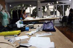 O Lab Fashion, primeiro espaço de Coworking de São Paulo, é um ambiente com foco em moda sustentável. O espaço também é disponibilizado para eventos, palestras e disponibiliza alguns cursos voltado para a moda