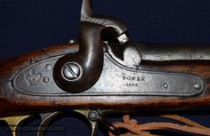 Tower Enfield Pattern 53 Percussion Rifle Musket .577 Cal.