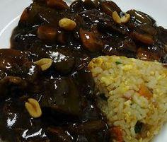 Contra Filé Xadrez uma deliciosa receita de carne com o toque especial da cozinha chinesa.
