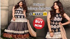 Get extra discount on ‎ Designer #Lehenga Style #Suits with the facility to purchase & pay online. Free Shipping.