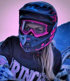 Motocross Girls, Motocross Racing, Dirt Bike Gear, Couple Outfits, Dirtbikes, Super Bikes, Biker Girl, Car Girls, My Ride