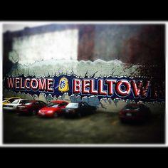Belltown Graffiti - Seattle, WA
