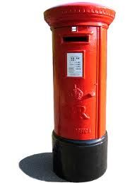 letter box, fast delivery