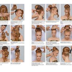 Formal Hairstyles, Up Hairstyles, Wedding Hairstyles, Hairdos, Romantic Updo, About Hair, Hair Art, Bridal Hair, Short Hair Styles