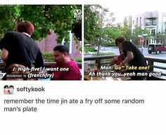 It's Jin what do you expect