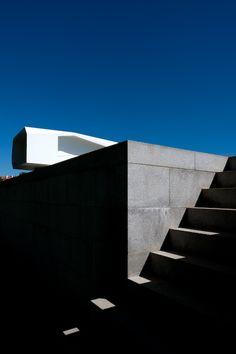 Fez House by Alvaro Leite Siza Vieira in Porto, Portugal