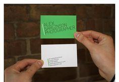 nice business card!