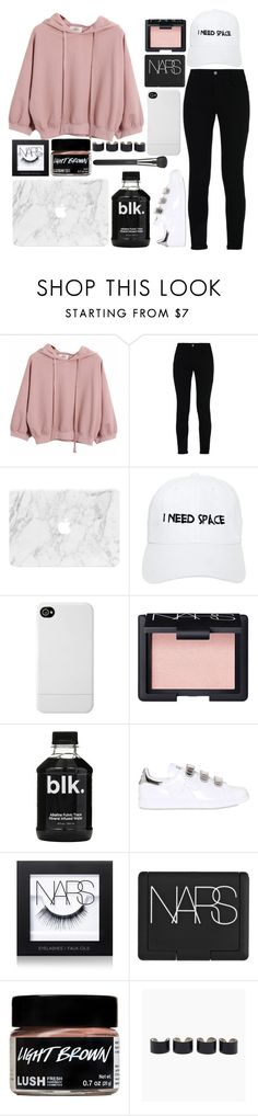 """Your the only one who recovers me ."" by obrien91 ❤ liked on Polyvore featuring Chicnova Fashion, STELLA McCARTNEY, Nasaseasons, Incase, NARS Cosmetics, adidas, Maison Margiela and MAC Cosmetics"