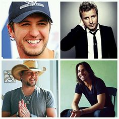 Country men will always have my heart <3