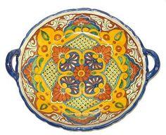 Talavera_Platters-Mexican Talavera Tray : Item #100903