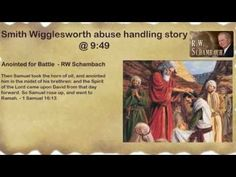 Anointed for Battle - Smith Wigglesworth - RW Schambach