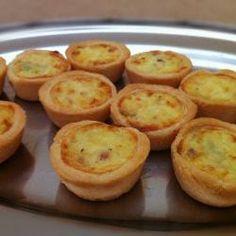 Tarta de puerros y jamón crudo @ allrecipes.com.ar
