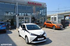 Second hand Toyota Aygo - 5 349 EUR, 56 000 km, 2015 - autovit. Toyota Aygo, Toyota Corolla, Nissan, Abs, Vehicles, Crunches, Abdominal Muscles, Car, Killer Abs