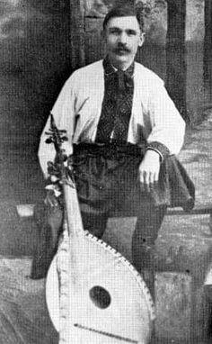 Bandurist KOST MISEVYCH - Кость Місевич (1893 - 1943)  https://www.youtube.com/watch?v=eoTaT9HFO_0&feature=youtu.be
