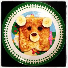 Easy Toddler Food: Some More Creative Breakfast Ideas