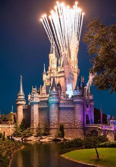 Disney Magic Kingdom - Wishes Disney Day, Disney Trips, Disney Love, Disney Parks, Walt Disney World, Disney Stuff, Disney Images, Disney Pictures, Daisy Duck