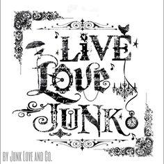 LiVe L♥Ve JuNk.•*¨*•.¸¸☆