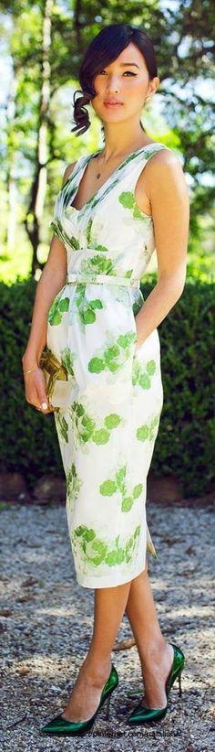 40 Beautiful Sleeveless Outfits For Women | http://fashion.ekstrax.com/2014/03/beautiful-sleeveless-outfits-for-women.html