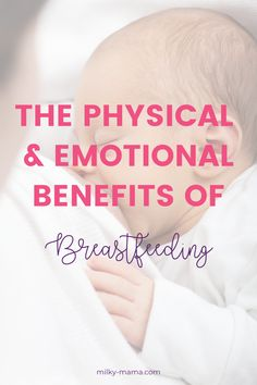 Most people know the basic facts - that breast milk is good for baby, that breast milk provides antibodies, and that breast milk has tons of nutrients. However, this doesn't even begin to scratch the surface! The physical and emotional benefits of breastfeeding - for both baby and mom - are so vast. This blog post will outline the numerous benefits of breast milk. In other words, read on to find out about how awesome you are, mama!