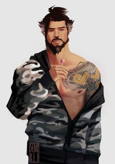 Simply the best Overwatch Products Store Overwatch Hanzo, Overwatch Fan Art, Comic Character, Character Design, Shimada Brothers, Hanzo Shimada, Guy Drawing, Handsome Anime Guys, Anime Kawaii