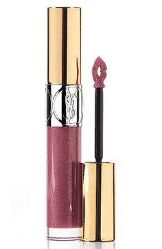 2 new shades of Yves Saint Laurent Gloss Volupté for summer 2016 Savage Summer collection