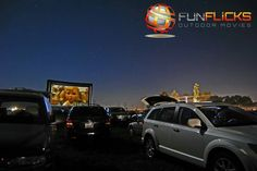 Who loves the Drive-ins?  FunFlicks  does!