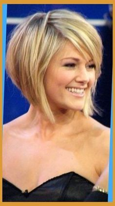 Blonde Swing Bob. BOB Clever Hairstyles.